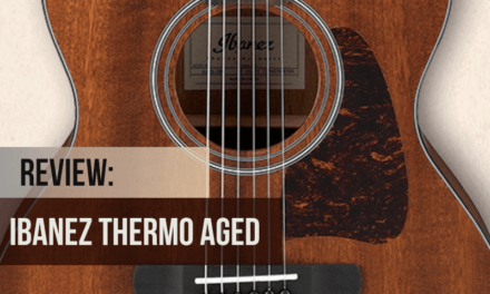 Review: Ibanez Thermo Aged