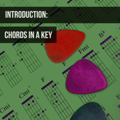Introduction to the Chords in a Key Series