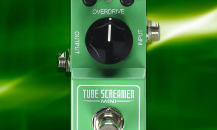 Gear Review: Ibanez Tube Screamer Mini